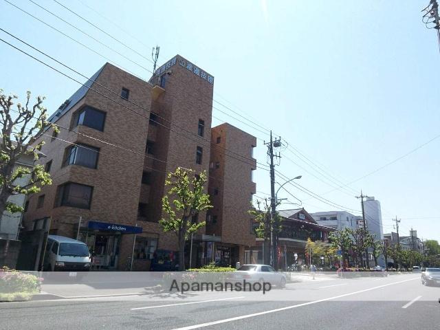 東京都杉並区、永福町駅徒歩8分の築36年 5階建の賃貸マンション