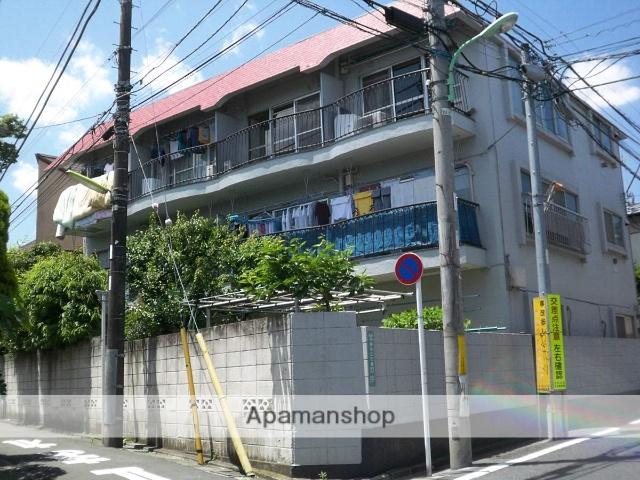 東京都世田谷区、明大前駅徒歩8分の築32年 3階建の賃貸マンション