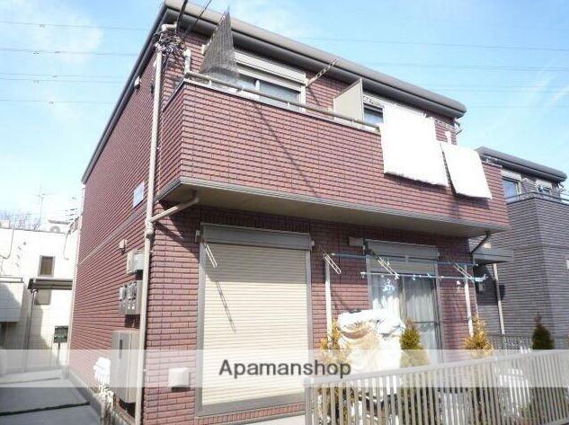 東京都杉並区、西永福駅徒歩18分の築11年 2階建の賃貸アパート