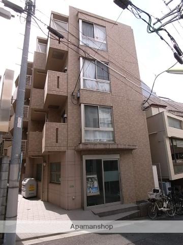 東京都世田谷区、梅ヶ丘駅徒歩7分の築10年 4階建の賃貸マンション