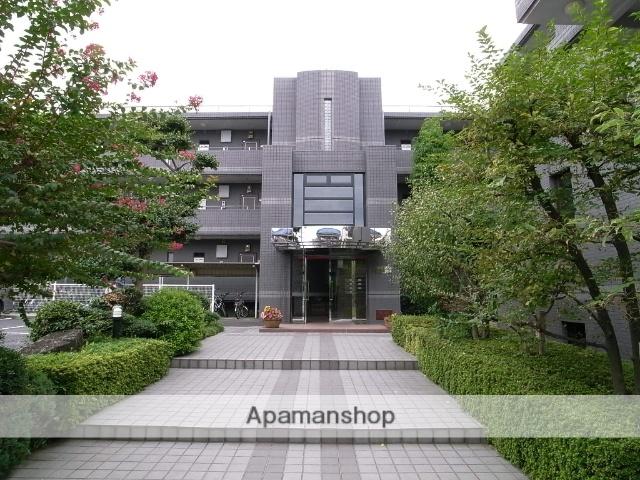 東京都世田谷区、梅ヶ丘駅徒歩5分の築25年 3階建の賃貸マンション