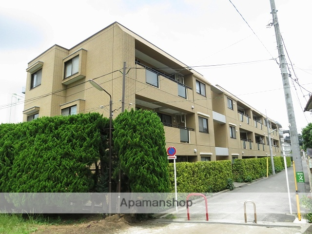 東京都杉並区、代田橋駅徒歩16分の築16年 3階建の賃貸マンション