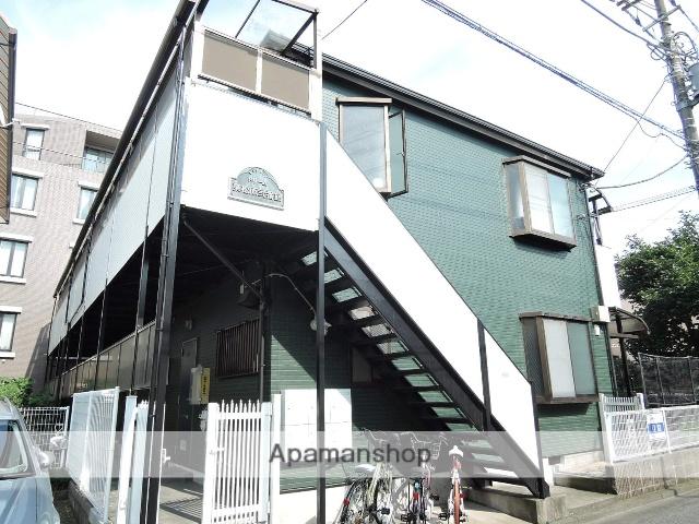 東京都世田谷区、代田橋駅徒歩11分の築23年 2階建の賃貸アパート