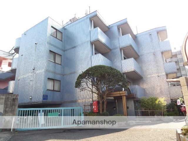 東京都杉並区、明大前駅徒歩25分の築27年 4階建の賃貸マンション