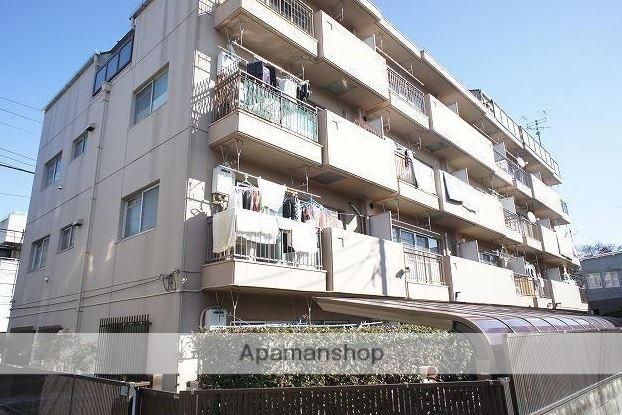 東京都杉並区、西永福駅徒歩20分の築31年 4階建の賃貸マンション