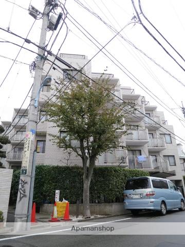 東京都杉並区、明大前駅徒歩17分の築31年 5階建の賃貸マンション