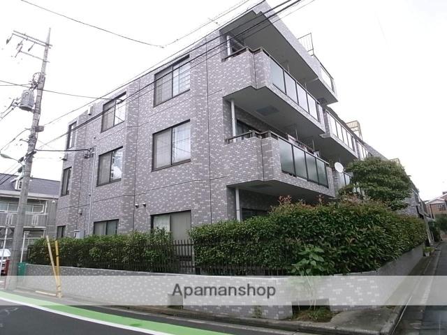 東京都世田谷区、梅ヶ丘駅徒歩4分の築28年 4階建の賃貸マンション