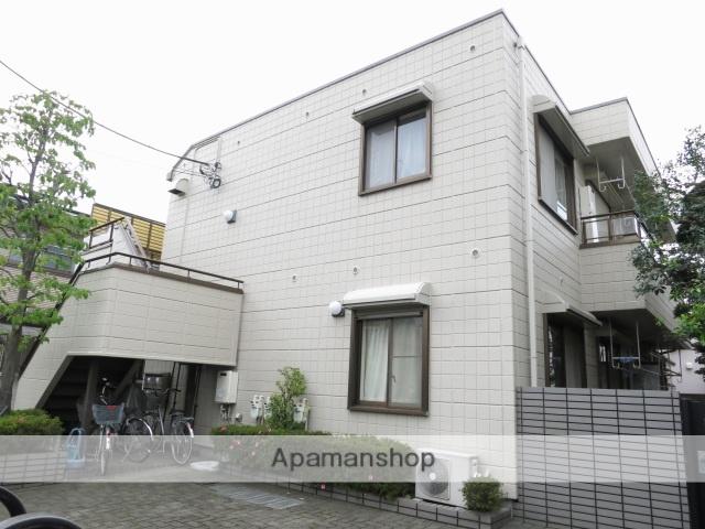 東京都杉並区、西永福駅徒歩14分の築24年 2階建の賃貸マンション