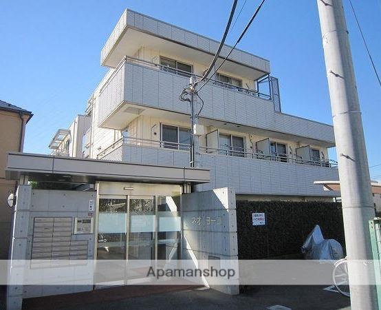 東京都杉並区、明大前駅徒歩13分の築12年 3階建の賃貸マンション