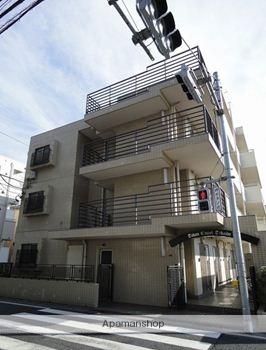 東京都杉並区、浜田山駅徒歩18分の築31年 4階建の賃貸マンション