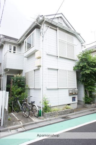東京都世田谷区、明大前駅徒歩9分の築24年 2階建の賃貸アパート
