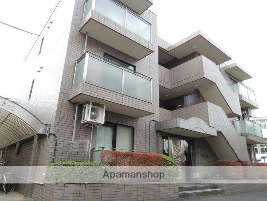 東京都杉並区、明大前駅徒歩11分の築21年 3階建の賃貸マンション