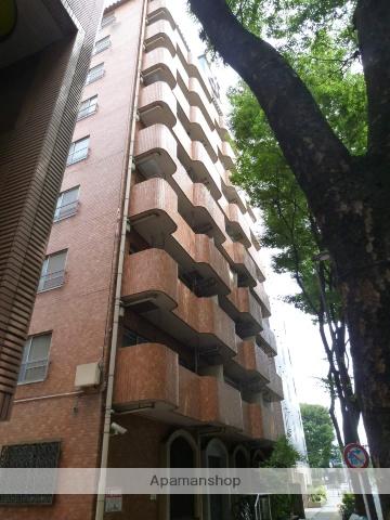 東京都杉並区、代田橋駅徒歩8分の築39年 9階建の賃貸マンション