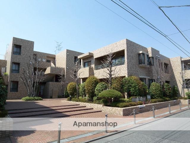 東京都杉並区、富士見ヶ丘駅徒歩18分の築29年 3階建の賃貸マンション