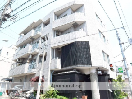 東京都世田谷区、下高井戸駅徒歩9分の築34年 4階建の賃貸マンション