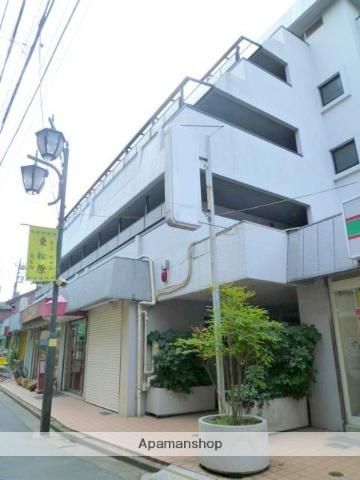 東京都世田谷区、明大前駅徒歩12分の築26年 4階建の賃貸マンション