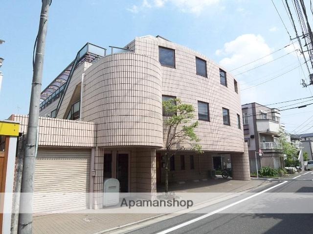 東京都世田谷区、代田橋駅徒歩8分の築28年 3階建の賃貸マンション