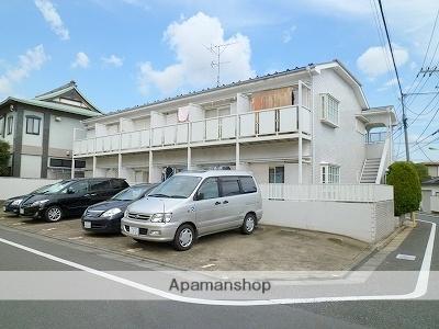 東京都世田谷区、梅ヶ丘駅徒歩4分の築30年 2階建の賃貸アパート