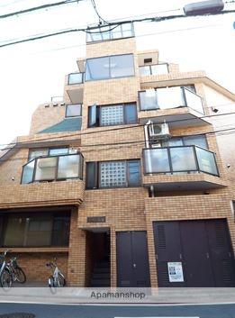 東京都杉並区、永福町駅徒歩12分の築28年 5階建の賃貸マンション