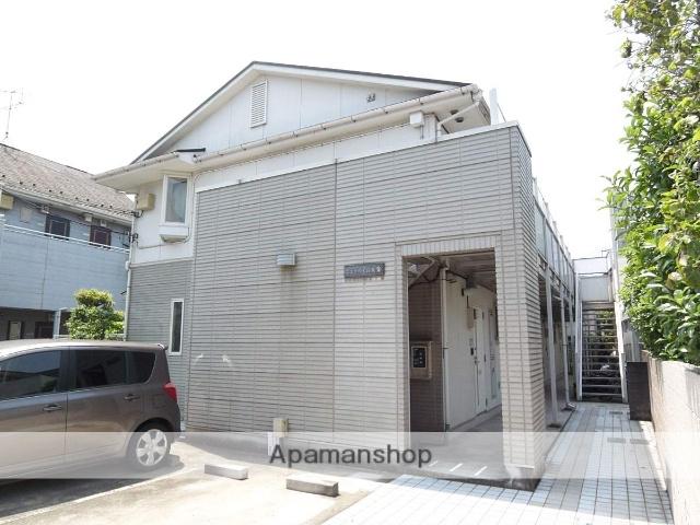 東京都杉並区、永福町駅徒歩3分の築23年 2階建の賃貸アパート