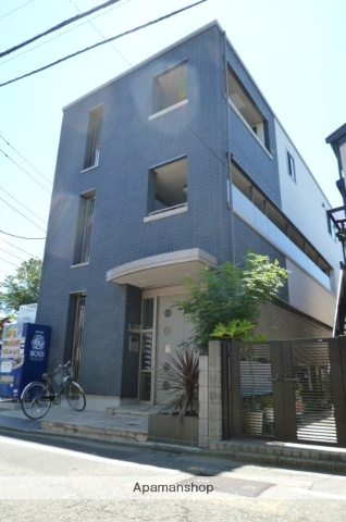 東京都世田谷区、代田橋駅徒歩11分の築7年 2階建の賃貸マンション
