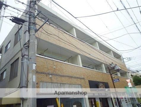 東京都杉並区、西永福駅徒歩10分の築40年 3階建の賃貸マンション