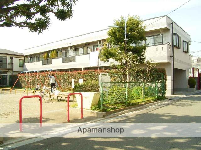 東京都杉並区、西永福駅徒歩7分の築17年 2階建の賃貸マンション