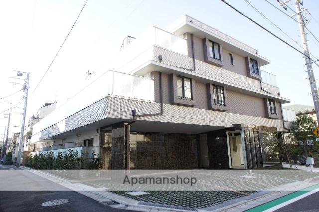 東京都世田谷区、明大前駅徒歩6分の築1年 3階建の賃貸マンション