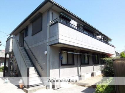 東京都杉並区、八幡山駅徒歩18分の築18年 2階建の賃貸アパート