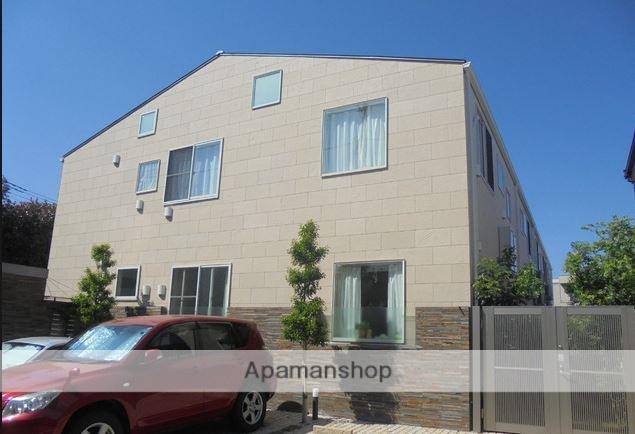東京都杉並区、永福町駅徒歩3分の築2年 2階建の賃貸アパート
