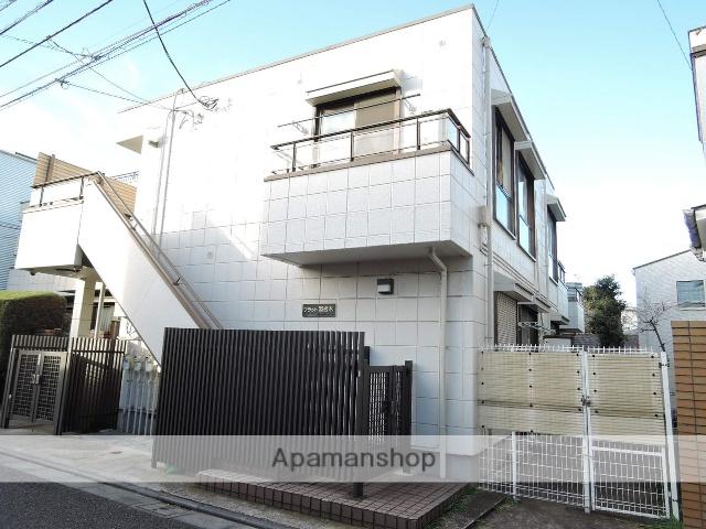 東京都世田谷区、代田橋駅徒歩8分の築28年 2階建の賃貸マンション