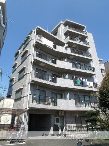 東京都杉並区、永福町駅徒歩13分の築26年 7階建の賃貸マンション
