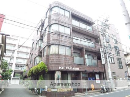 東京都杉並区、浜田山駅徒歩16分の築26年 4階建の賃貸マンション