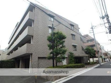東京都世田谷区、池ノ上駅徒歩4分の築22年 5階建の賃貸マンション