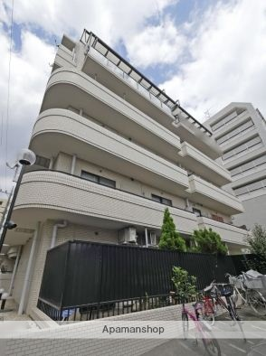 東京都世田谷区、下高井戸駅徒歩1分の築32年 7階建の賃貸マンション
