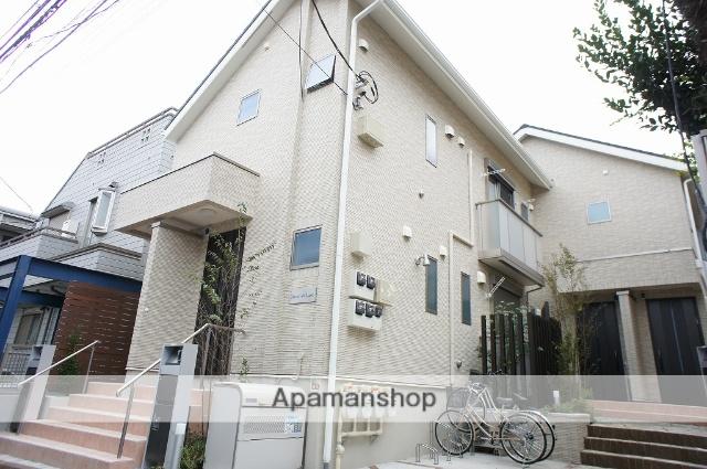 東京都杉並区、代田橋駅徒歩10分の築2年 2階建の賃貸アパート