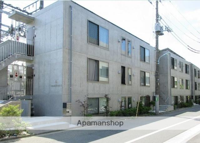 東京都杉並区、明大前駅徒歩12分の新築 2階建の賃貸マンション