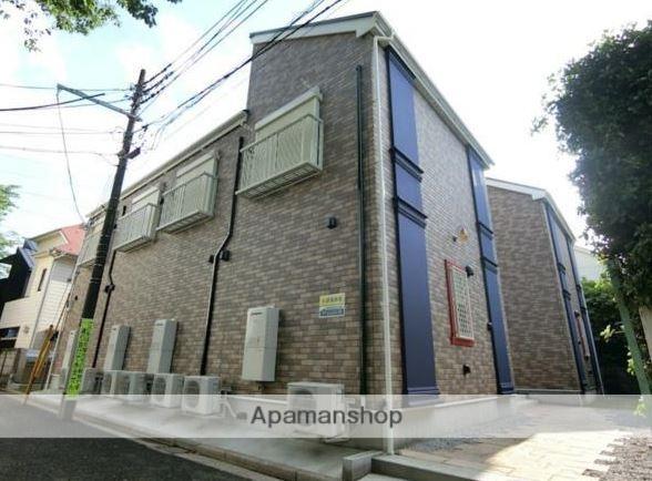 東京都杉並区、富士見ヶ丘駅徒歩18分の新築 2階建の賃貸アパート