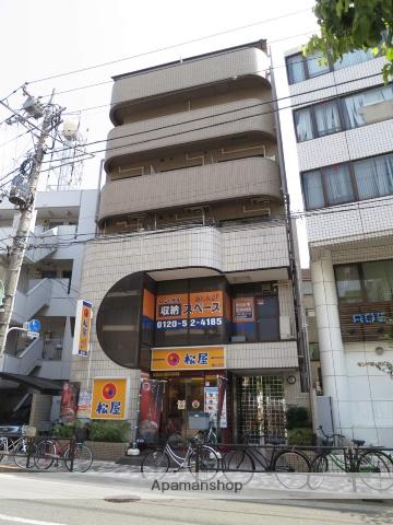 東京都世田谷区、梅ヶ丘駅徒歩1分の築21年 6階建の賃貸マンション