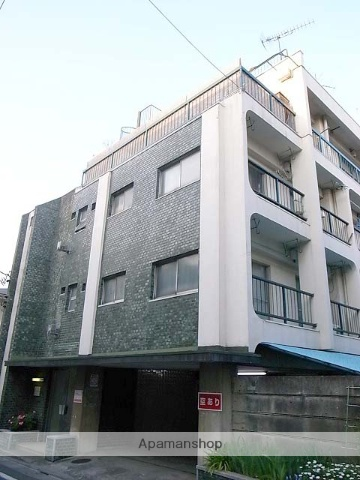 東京都世田谷区、明大前駅徒歩5分の築29年 4階建の賃貸マンション