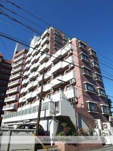 東京都杉並区、浜田山駅徒歩15分の築25年 10階建の賃貸マンション