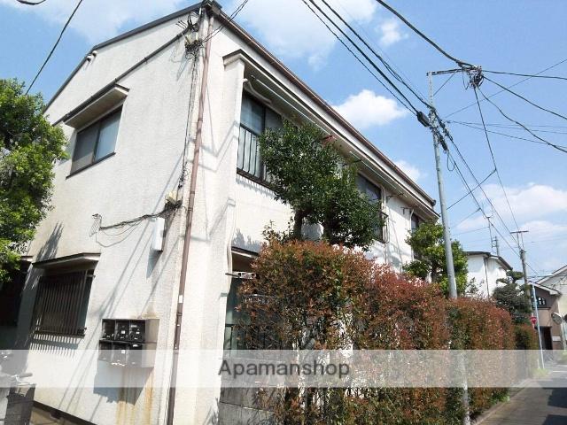東京都杉並区、浜田山駅徒歩16分の築33年 2階建の賃貸アパート