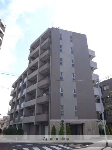 東京都杉並区、永福町駅徒歩16分の築11年 7階建の賃貸マンション