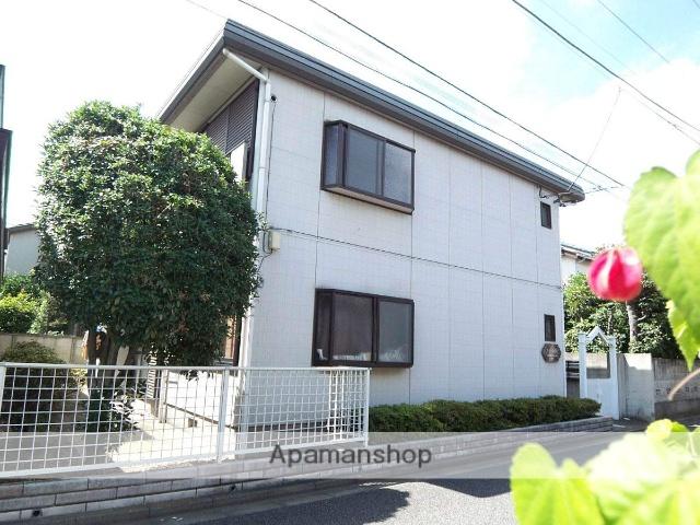 東京都杉並区、西永福駅徒歩20分の築27年 2階建の賃貸アパート
