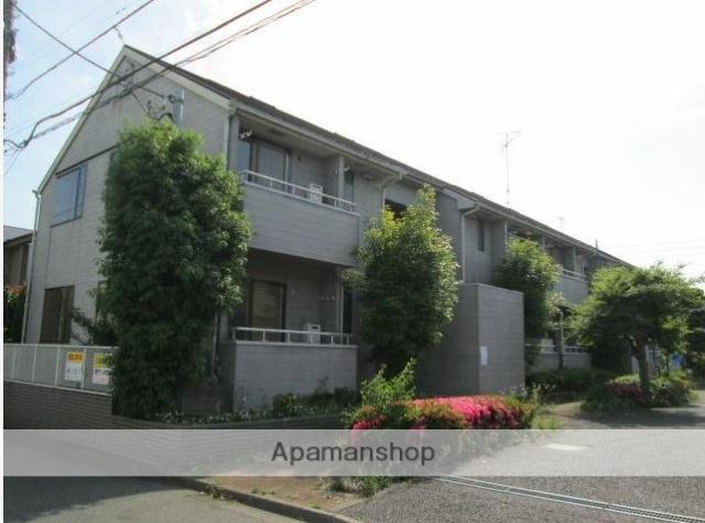 東京都杉並区、高井戸駅徒歩5分の築28年 2階建の賃貸アパート