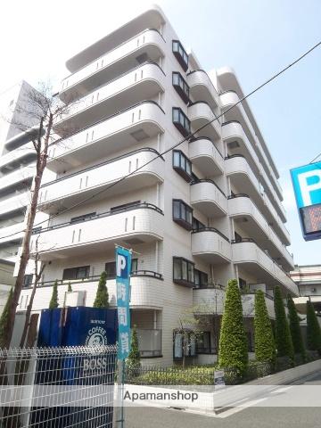 東京都世田谷区、明大前駅徒歩2分の築26年 7階建の賃貸マンション