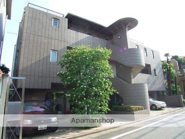 東京都世田谷区、下北沢駅徒歩11分の築22年 3階建の賃貸マンション