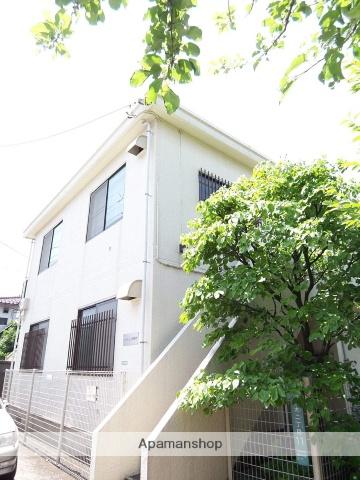 東京都世田谷区、代田橋駅徒歩5分の築29年 2階建の賃貸アパート