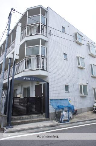 東京都世田谷区、明大前駅徒歩5分の築28年 3階建の賃貸マンション