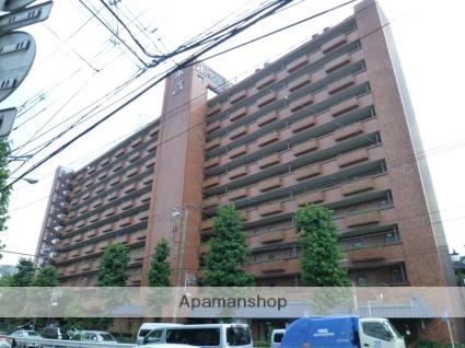 東京都杉並区、浜田山駅徒歩14分の築43年 11階建の賃貸マンション
